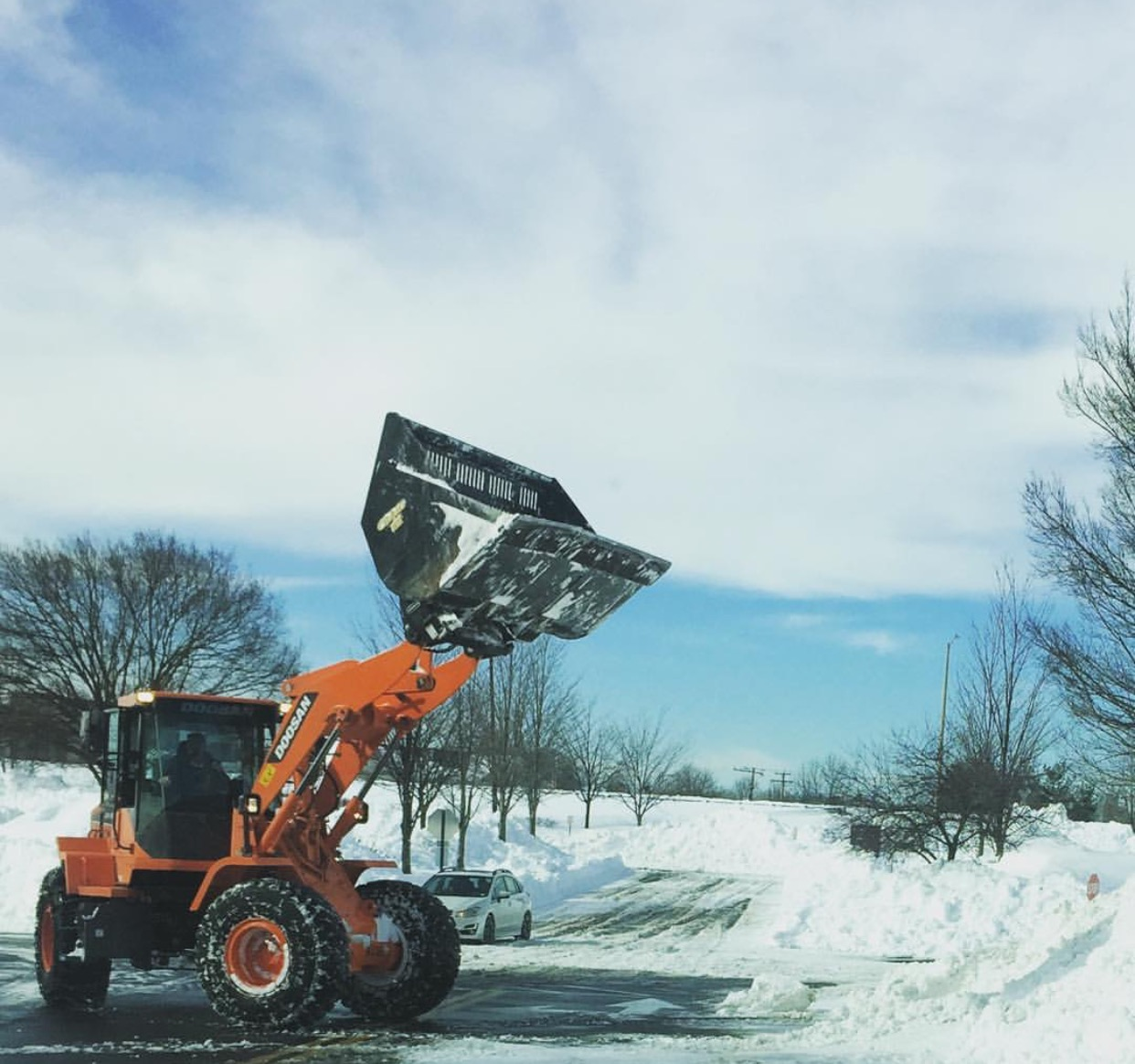 snow management and removal